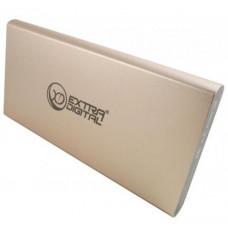 Мобильный аккумулятор Extradigital YN-012 (12 000 mAh) Gold